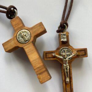 Cruz com Medalha de São Bento